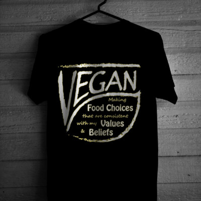 inspirational vegan t shirts