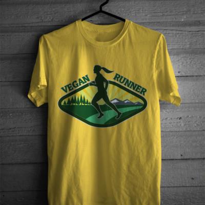 vegan running shirt for women