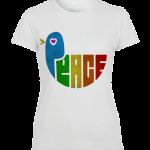 Women's Vegan T Shirt