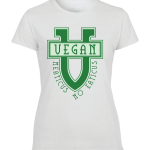 Womens vegan t shirts