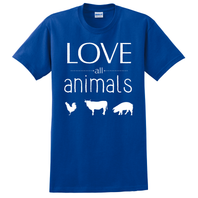 animal friendly shirts