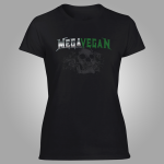 funny women's vegan shirts